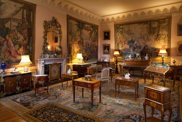 Visiting dalmeny house near edinburgh for Furniture queensferry